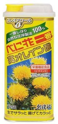 べに花一番高オレイン酸のパッケージ