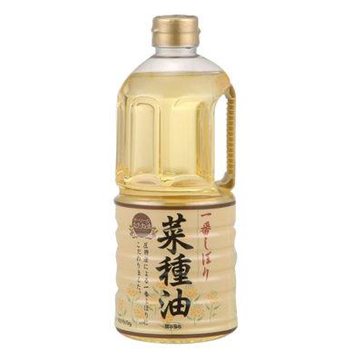 ボーソー一番しぼり菜種油