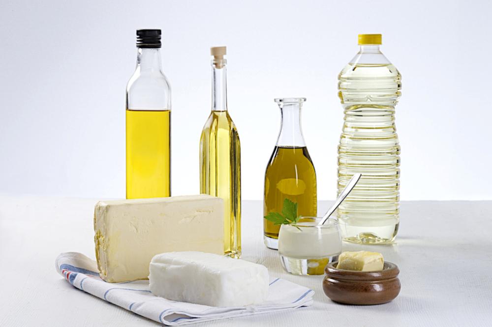 様々な食用油