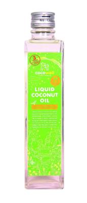 COCOWELL(ココウェル) リキッドココナッツオイル 280g