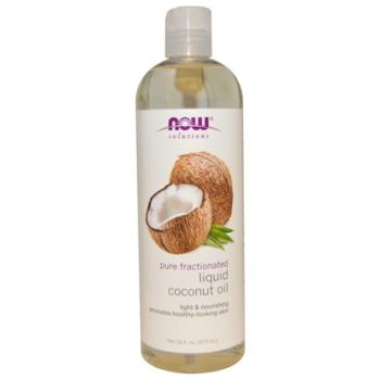 Now Foods リキッドココナッツオイル473 ml