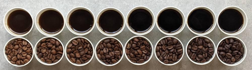 淹れたてコーヒー比較②