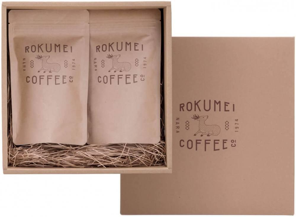 ロクメイコーヒー「世界各地のスペシャルティコーヒー 飲み比べ 100g」