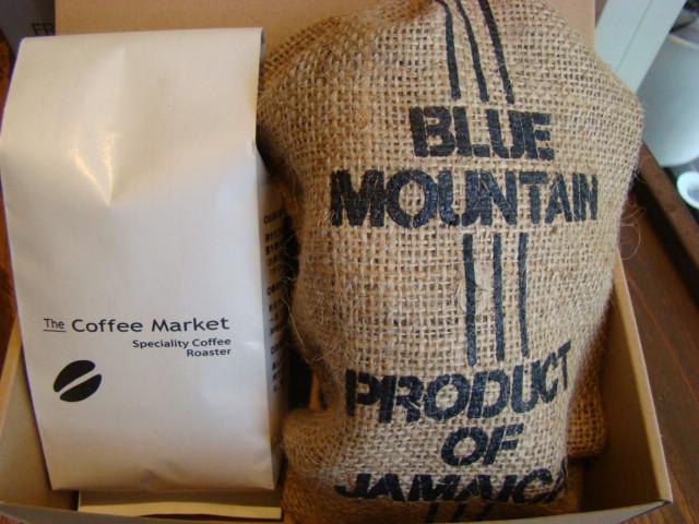 The Coffee Market「ブルーマウンテン No.1 煎りたて200g(20杯分)」